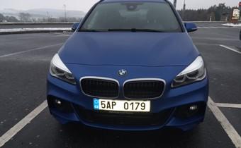 Test BMW 218d Gran Tourer – automobilka v netradičním segmentu
