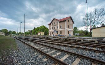Opravy nádraží pokračují