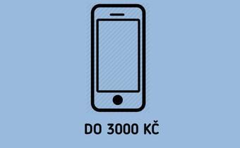 Nejlepší mobil do 3000 Kč v roce 2021