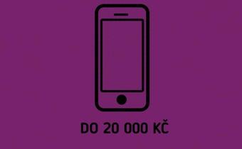 Nejlepší mobil do 20 000 Kč 2021