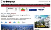 Investice do nemovitostí: žebříček evropských měst s nejlepšími vyhlídkami - Praha devatenáctá